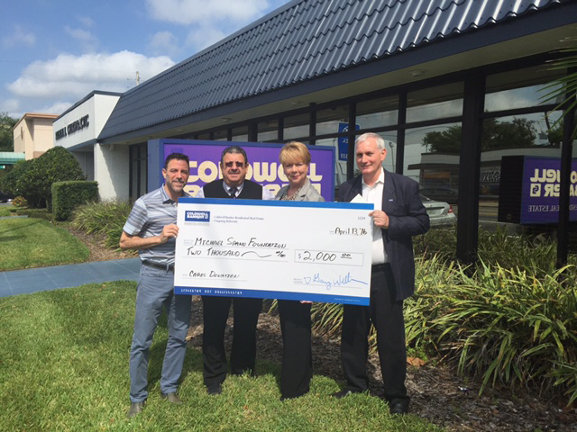 Coldwell Banker Blesses MSF