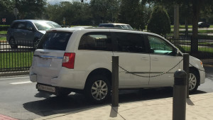 The Gift of a Wheelchair-Accessible Van
