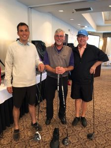 10th Annual Michael Spano Golf Tournament, 1st Place Team